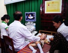 Khám, phát thuốc miễn phí bệnh tim mạch tại tỉnh Bến Tre