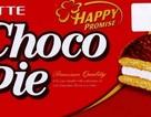 Thu hồi bánh Choco-pie vì gây dị ứng