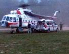 Thuê trực thăng vẫn không cứu được chân cô giáo