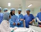 BV Việt Đức thực hiện nhiều ca ghép tạng từ người cho chết não