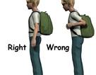 Đảm bảo an toàn cho trẻ khi sử dụng ba lô