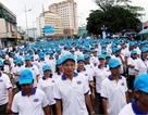 Hơn 2.000 người đi bộ vì sức khỏe tim mạch