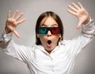 Trẻ xem phim 3D thường xuyên có hại mắt?