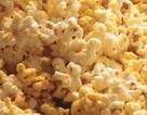 Các mẫu bắp rang bơ âm tính với chất thơm độc