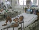 Bị dằm đâm vào chân, một bệnh nhi bị uốn ván nặng