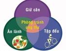 Tránh ung thư từ xa: Ăn cho lành - Tập cho đều
