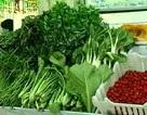 Nhiều rau không nhãn mác, xuất xứ tại 2 siêu thị lớn