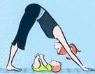 Bài tập lấy lại vóc dáng cho phụ nữ sau sinh