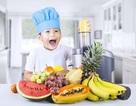 Giúp bé ăn rau quả & những lợi ích không ngờ