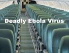 Ebola có dễ lây lan trên máy bay?