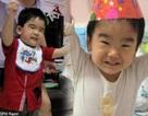 Máu cuống rốn mang lại hy vọng cho bé 3 tuổi bị bại não