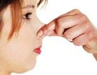"""Những yếu tố khiến mũi bị """"điếc"""""""