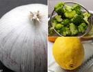 9 loại rau quả giải độc cho cơ thể