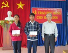 Đắk Nông: Trao gần 200 suất học bổng nhân dịp đầu năm học mới