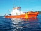 Đang cứu nạn tàu cá Quảng Nam cùng 32 thuyền viên bị nạn trên biển