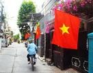 Phố biển Nha Trang rộn ràng cờ hoa chào Quốc khánh