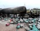 Hiện trường vụ nổ gas ở khu công nghiệp khiến 32 công nhân trọng thương