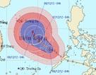 Siêu bão Bopha diễn biến phức tạp