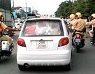 """Không khuyến khích Cảnh sát giao thông truy đuổi xe """"điên"""""""