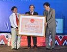 Đón nhận di tích lịch sử cấp quốc gia Điện Trường Bà