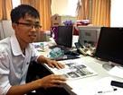 Chàng sinh viên dân tộc Mông nhận học bổng VNPT chắp cánh tài năng Việt