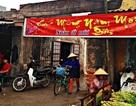 Thong dong chợ Vé đầu xuân với món thịt trâu nức tiếng