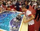 Hào hứng với cuộc thi Robotics Quốc tế