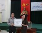 Bộ GD-ĐT quyên góp ủng hộ trường học của xã Bản Khoang