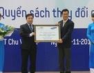 Hà Nội: Trao tặng thư viện thông minh cho Trường THPT Chu Văn An