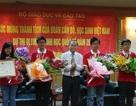 Sự nuối tiếc của đoàn học sinh dự thi Olympic Sinh học quốc tế