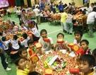 600 trẻ mồ côi, khuyết tật vui phá cỗ Trung thu