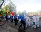3.000 người đi bộ, đạp xe tuyên truyền bảo vệ môi trường
