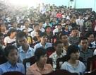 Sinh viên ĐH Y - dược Huế nô nức trong ngày hội tư vấn việc làm