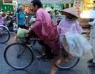 Nhọc nhằn nghề phu xe đạp thồ tại Huế
