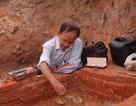 Lại phát hiện mộ cổ tại khu đô thị Ciputra