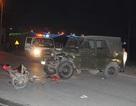 Đối đầu với xe tải, 2 thanh niên tử nạn