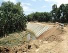 Nhiều bất cập ở một dự án kênh thoát nước