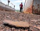 Ụ nổi trăm tỉ bị bỏ hoang trên vịnh Cam Ranh