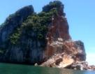 Sạt lở đảo đá trên Vịnh Hạ Long là do hiện tượng tự nhiên
