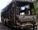 Cháy xe khách, 30 hành khách thoát hiểm