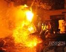 Cháy lớn thiêu rụi nhiều tài sản nhà máy giấy Thành Đạt