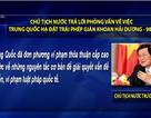 Dư luận ủng hộ bài trả lời phỏng vấn của Chủ tịch nước về Biển Đông