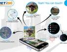 Viet2Go - Phần mềm hỗ trợ tìm kiếm ứng dụng công nghệ Tương tác Thực tế