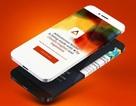 Mẫu concept iPhone 6 tuyệt đẹp không phím cứng