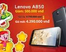 Smartphone Lenovo giảm giá mạnh dịp Tết âm lịch 2014