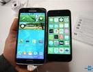 Samsung Galaxy S5 và iPhone 5S: Kẻ tám lạng người nửa cân