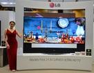 """LG trưng bày TV """"khủng"""" tại triển lãm quốc tế Innofest 2014"""