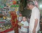 Đồ chơi trung thu truyền thống lép vế trước hàng Trung Quốc