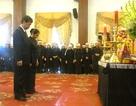 Thủ tướng Nguyễn Tấn Dũng viếng đồng chí Võ Chí Công