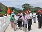 """Cây cầu """"Khuyến học & Dân trí"""" thứ 5 được khánh thành tại Quảng Nam"""
